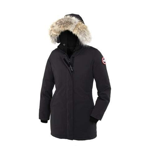 Image of   Canada Goose Ladies Victoria Parka, Black